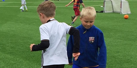 Summer Soccer Camp P1 - P3 @ 2.30pm (2020/21 Academic Year Groups) tickets