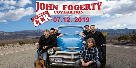 John Fogerty Coveration - CCR Tickets