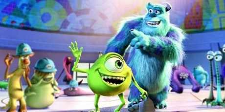 Monsters, Inc. (2001)  (U) tickets
