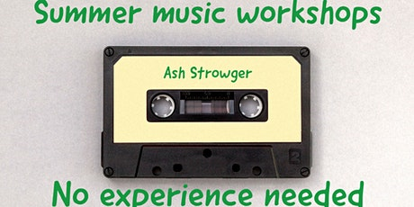 Summer music workshops tickets
