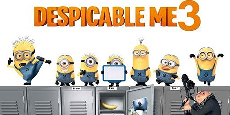 Despicable Me 3 (2017)  (U) tickets