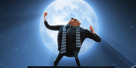 DESPICABLE ME 1 - DRIVE IN  SCREENING W/LOST FORMAT SOCIETY tickets