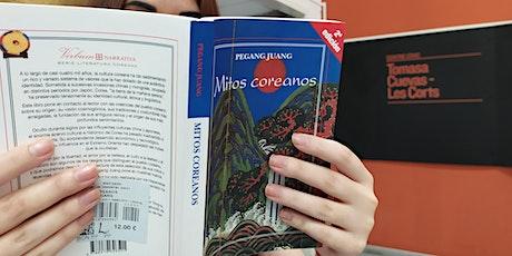Club de lectura CEO: Mitos Coreanos entradas