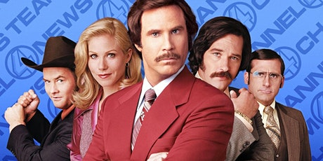 ANCHORMAN - DRIVE IN  SCREENING W/LOST FORMAT SOCIETY tickets