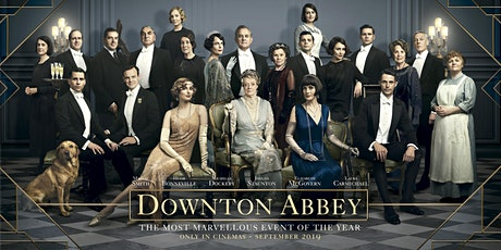 DOWNTON ABBEY - DRIVE IN  SCREENING W/LOST FORMAT SOCIETY tickets