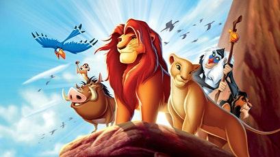 THE LION KING - DRIVE IN  SCREENING W/LOST FORMAT SOCIETY tickets