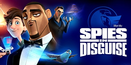 SPIES IN DISGUISE - DRIVE IN  SCREENING W/LOST FORMAT SOCIETY tickets