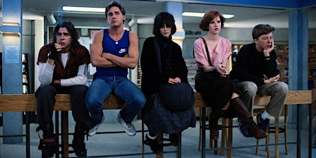 THE BREAKFAST CLUB - DRIVE IN  SCREENING W/LOST FORMAT SOCIETY tickets