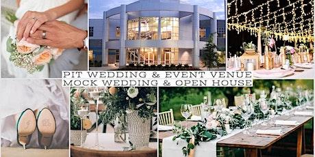 Mock Wedding & Open House tickets