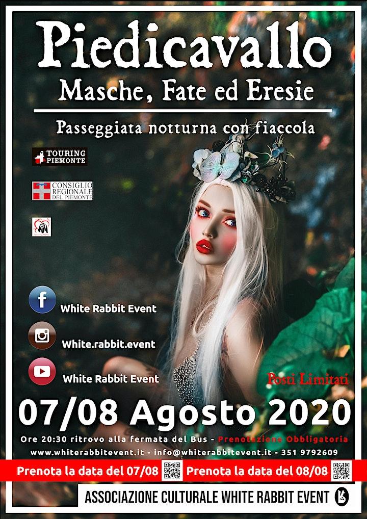 Immagine PIEDICAVALLO: Masche, Fate ed Eresie - Passeggiata notturna con Fiaccola