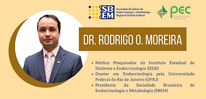 Imagem do evento PAC SBEM-DF e PEC AMBr: Hipoglicemiantes e o risco cardiovascular