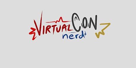 Virtual Nerdcon Holiday Edition tickets