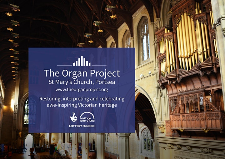 The Organ Project : Restoration Open Evening image