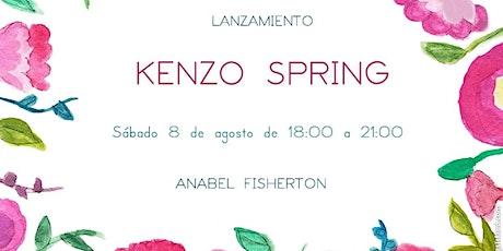 Evento de Presentación del nuevo perfume Kenzo Spring entradas