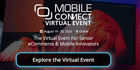 Mobile Connect Virtual Event tickets
