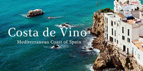 Mediterranean Coast of Spain - Wine Tasting Class tickets
