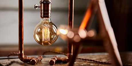 Introduction to Soldering (Design and Build a Custom Copper Lamp) tickets