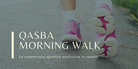 Passeggiata sportiva mattutina tra i vicoli della Casbah | Mazara del Vallo biglietti