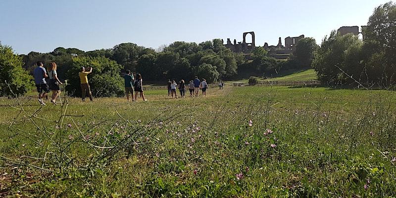 Pedalata sull'Appia alla scoperta di Villa dei Quintili