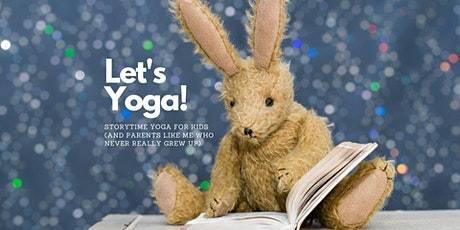 Pay what you want - Storytime Yoga Break tickets
