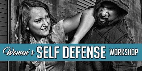 FREE Women's Self Defense tickets