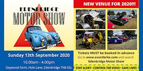 Edenbridge Motor Show tickets