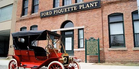 Ford Piquette Avenue Plant August Tours tickets