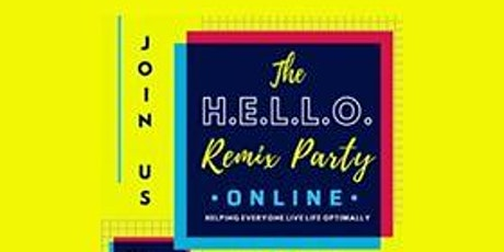 H.E.L.L.O REMIX PARTY tickets