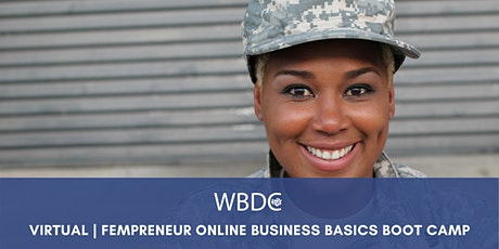 Fempreneur Online Business Basics Boot Camp tickets
