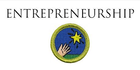 Entrepreneurship Merit Badge Online tickets