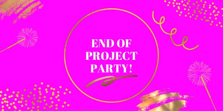 Women Mean Business _End of Project 2019/2020 _Celebration tickets