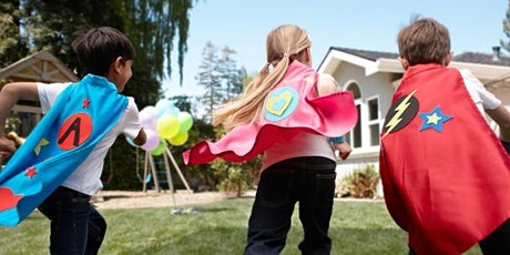60min Kid's Crafts : Superhero Capes Sept 5th @12pm (Ages 5+) tickets