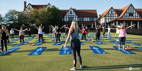 Pop-Up Pilates in the Park  Saturday @3:00pm tickets