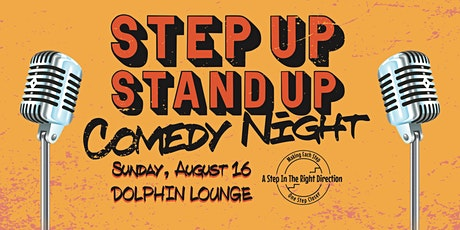 Stand Up Step Up Comedy Show tickets