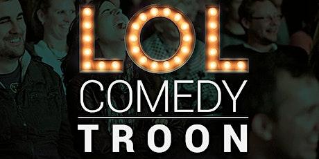 LOL Comedy (Troon) tickets