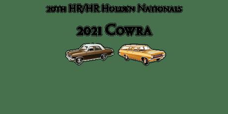 HD/HR Holden Nationals 2021 tickets