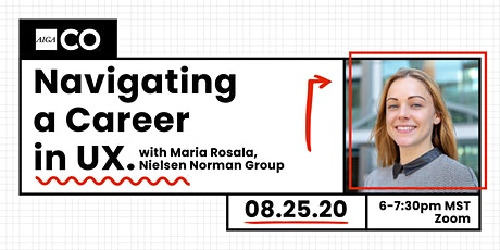 Navigating a Career in UX tickets