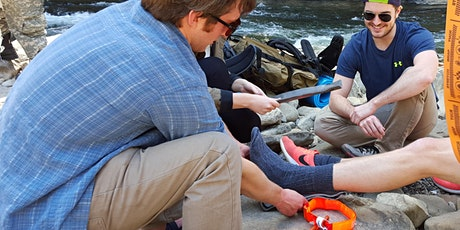 Wilderness First Aid course in the Red River Gorge tickets