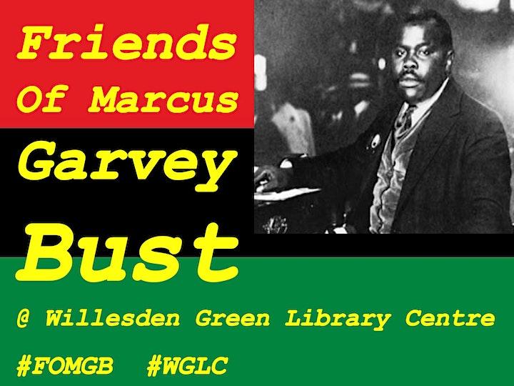 The Marcus Garvey Annual Pan-Africanism Presentation 2020 Anniversary Forum image