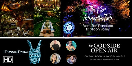 WOODSIDE OPEN AIR CINEMA, FOOD, & GARDEN MINGLE tickets