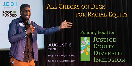 All Checks on Deck for Racial Equity tickets