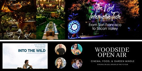 WOODSIDE OPEN AIR CINEMA, FOOD, & GARDEN MINGLE tickets