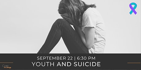 Youth and Suicide tickets