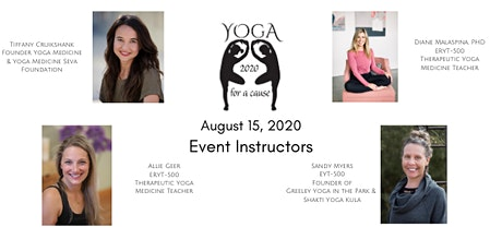 Yoga for a Cause INDIVIDUAL Ticket tickets