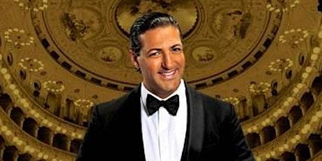 Opera Night Dinner Show with World Class Tenor Caleb tickets