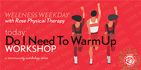 Do I Really Need to Warm Up? – Tips to Get You Ready for Athletic Activity tickets