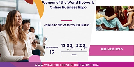 Women of the World Network: Business Expo tickets