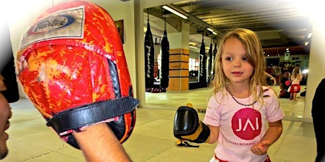 JAI Kids Kickboxing Term 3 tickets