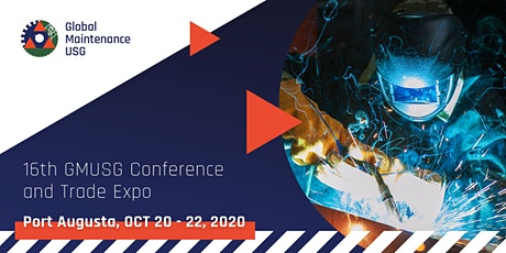 16th GMUSG Conference and Trade Expo 2020 tickets
