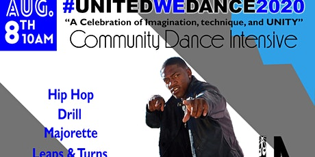 United We Dance 2020 August tickets
